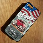 KOOLART AMERICAN MUSCLE CAR HUMMER H2 Hard Case Cover For Apple iPhone 5 & 5s